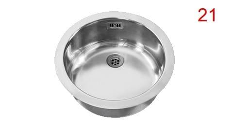 سینک ظرفشویی اخوان کد۲۱