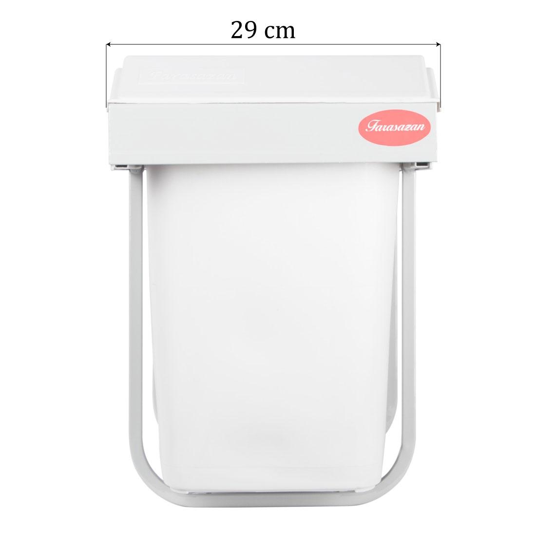 سطل زباله کابینتی فراسازان