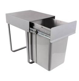 سطل زباله ریلی تک مخزن سیمتال