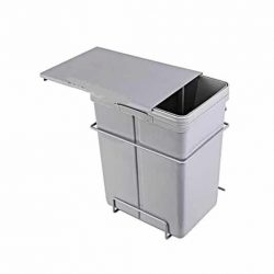 سطل زباله توکار کابینت817