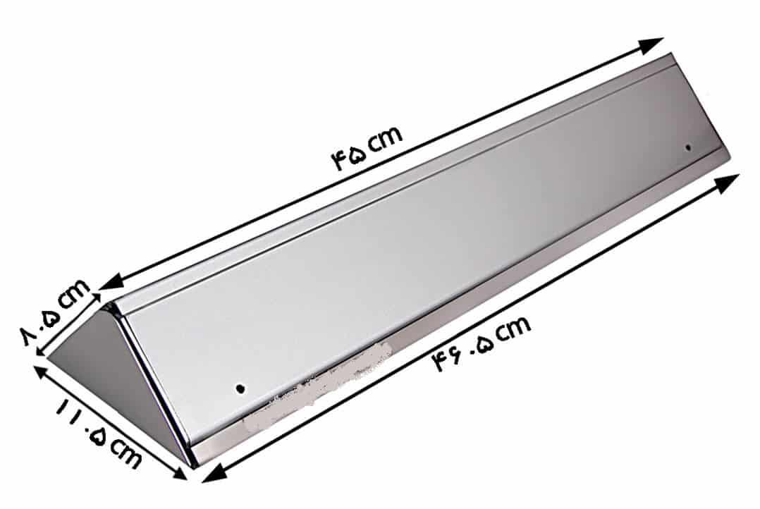 پریز روکار کابینت سیلور ملونی مدل ۱۰۰۱۰