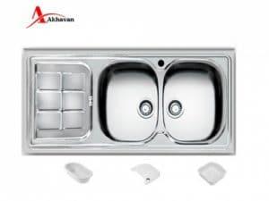 سینک ظرفشویی اخوان روکار مدل 148-NEW
