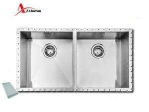 سینک ظرفشویی زیرکورین مدل 410