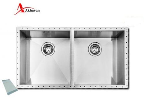سینک ظرفشویی زیرکورین مدل ۴۱۰
