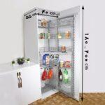 سوپر یخچالی داخل کابینت