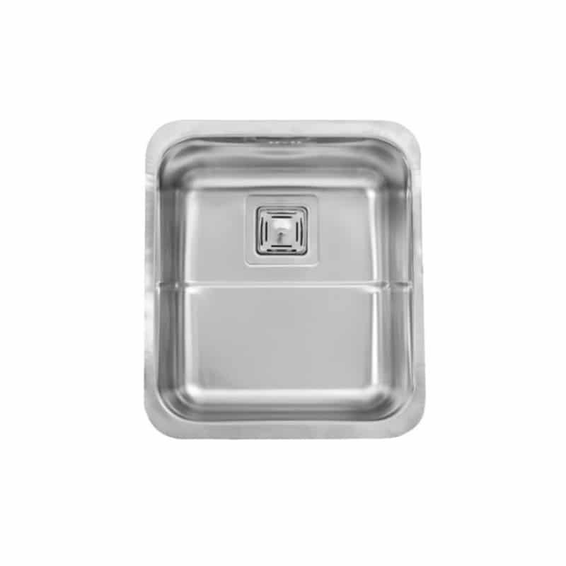سینک ظرفشویی  زیرکابینتی ۹۳۰ استیل البرز