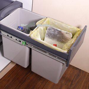 سطل زباله کابینت