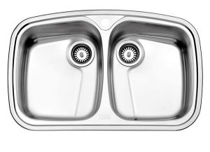 سینک ظرفشویی توکار 628 استیل البرز