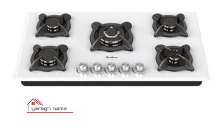 اجاق گاز صفحه ای داتیس مدل DG-512 Ultra