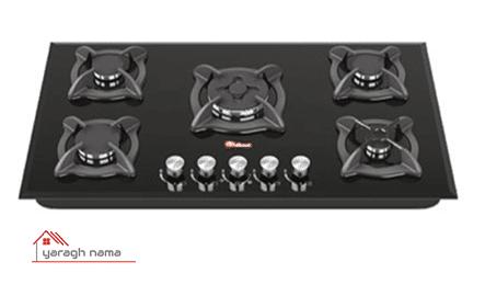 اجاق گاز صفحه ای داتیس مدلDG-525 Dual