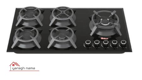 اجاق گاز صفحه ای داتیس مدل DG-533