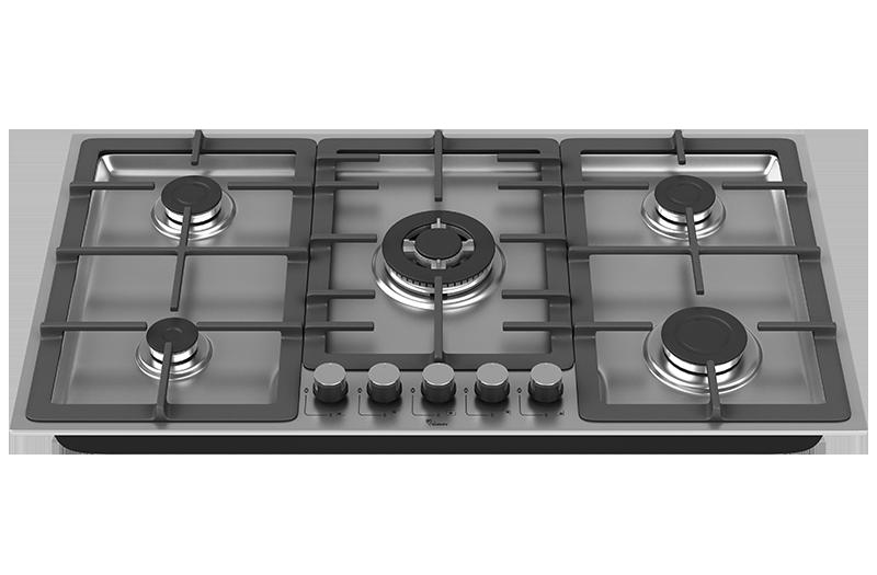 اجاق گاز صفحه ای استیل سیمر مدل S-548