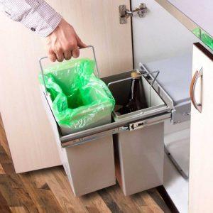 خرید سطل زباله توکار