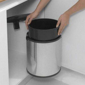 سطل زباله توکار