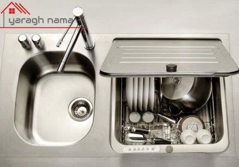 تکنولوژی سینک ظرفشویی یراق نما