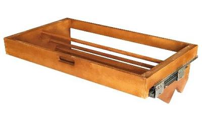 جا کفشی ریلی چوبی مدل AW903